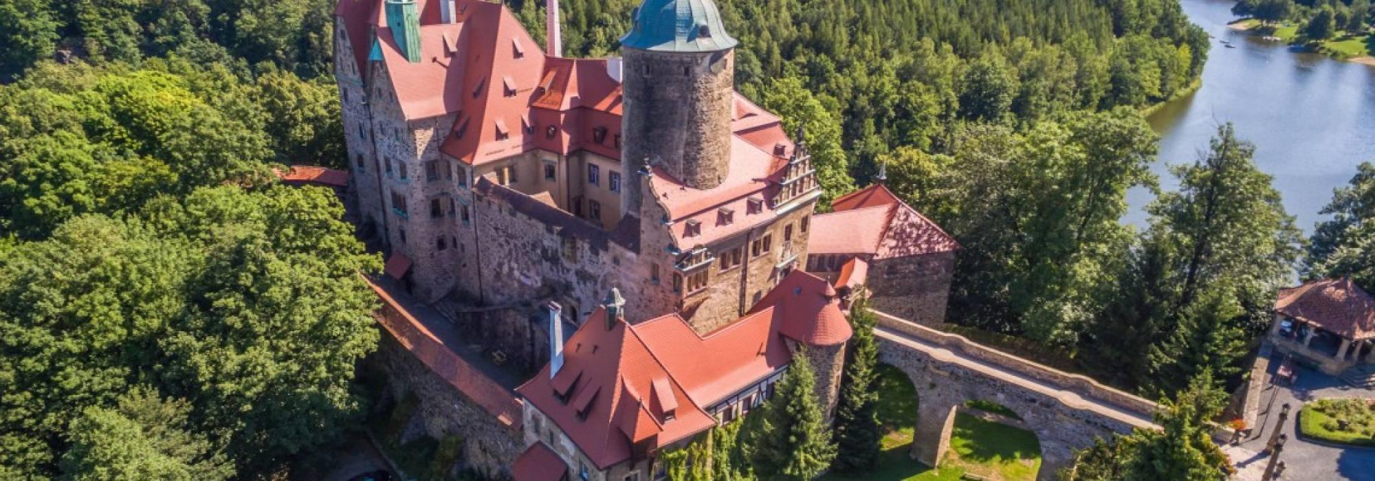 Voivodato Della Slesia Polonia castello di czocha in polonia - voivodato della bassa slesia
